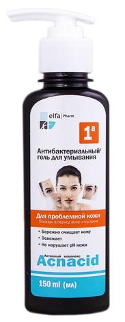 Acnacid Гель антибактеріальний для вмивання 150 мл 1 флакон