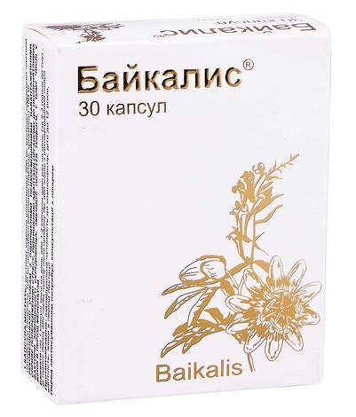 Байкаліс капсули 30 шт