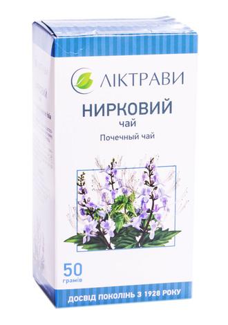 Ліктрави Нирковий чай 50 г 1 пачка