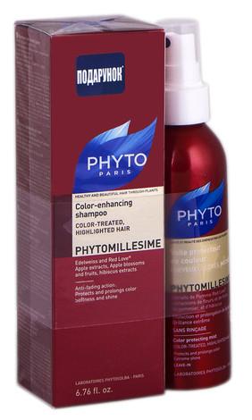 Phyto Phytomillesime шампунь 200 мл + спрей 150 мл 1 набір
