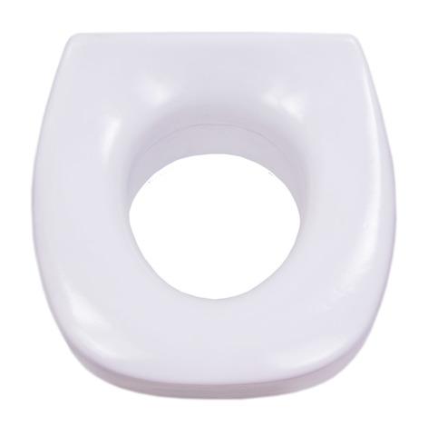 Світ літньої людини Медок Сидіння для туалету високе висота 12,5 см МЕД 04-014 1 шт
