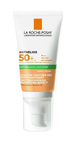 La Roche-Posay Anthelios XL Гель-крем матуючий для шкіри обличчя з тонуючим ефектом SPF-50+ 50 мл 1 туба