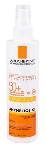La Roche-Posay Anthelios Спрей сонцезахисний для чутливої до сонця шкіри обличчя та тіла SPF-50+ 200 мл 1 флакон