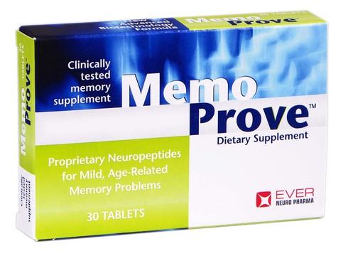 Мемопрув таблетки 30 шт