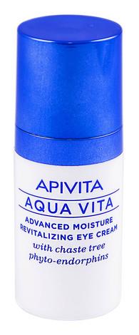 Apivita Aqua Vita Крем зволожувальний для шкіри навколо очей з авраамового дерева 15 мл 1 флакон