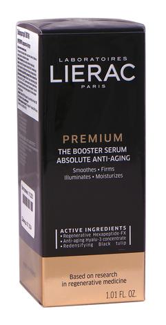 Lierac Premium Сироватка-бустер відновлювальна проти зморшок 30 мл 1 флакон