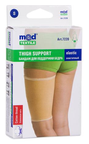 MedTextile 7220 Бандаж для підтримки стегна еластичний розмір S 1 шт