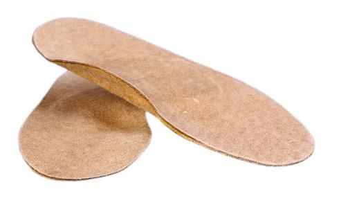 Ортекс Ортопедичні устілки шкіряні дитячі тип С розмір 14 1 пара