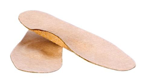 Ортекс Ортопедичні устілки шкіряні дитячі тип С розмір 15 1 пара