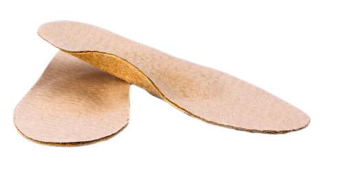 Ортекс Ортопедичні устілки шкіряні дитячі тип С розмір 16 1 пара