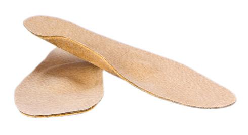 Ортекс Ортопедичні устілки дитячі шкіряні тип С розмір 19 1 пара