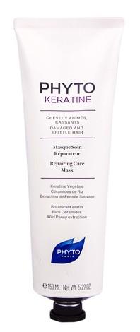 Phyto Keratine Маска відновлююча для пошкодженого та ламкого волосся 150 мл 1 туба