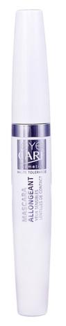 Eye Care Cosmetics Туш, що подовжує вії для чутливих очей, колір чорний 6 г 1 шт