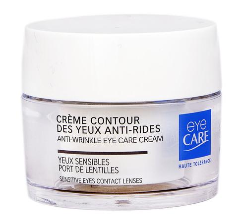 Eye Care Cosmetics Крем відновлюючий для контуру очей 15 мл 1 банка