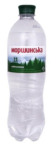 Моршинська Вода мінерально-столова слабогазована 0,75 л 1 пляшка
