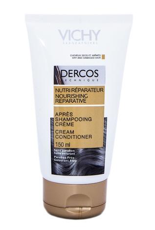 Vichy Dercos Бальзам-ополіскувач живильно-відновлювальний для сухого волосся 150 мл 1 флакон