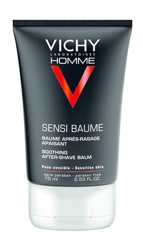 Vichy Homme Бальзам заспокійливий після гоління 75 мл 1 туба