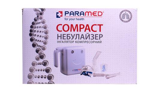 Paramed Compact Інгалятор компресорний 1 шт