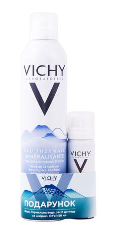 Vichy Термальна вода 300 мл + 50 мл 1 набір