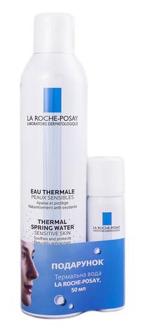 La Roche-Posay Набір Термальна вода 300 мл + 50 мл 1 шт