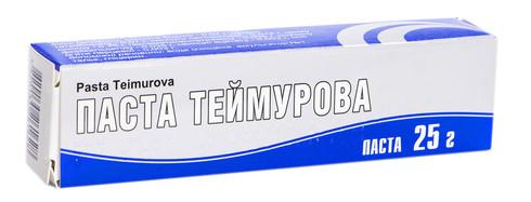 Паста Теймурова паста 25 г 1 туба