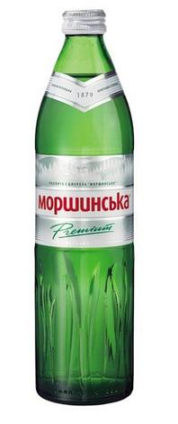 Моршинська Вода мінерально-столова негазована 0,5 л 1 пляшка