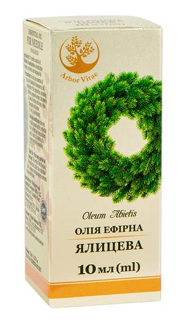 Arbor Vitae Олія ефірна Ялицева 10 мл 1 флакон