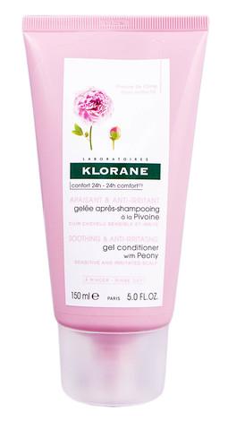 Klorane Кондиціонер-гель для волосся з екстрактом півонії 150 мл 1 туба