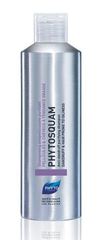 Phyto Phytosquam Шампунь проти лупи очищуючий для жирного волосся 200 мл 1 флакон