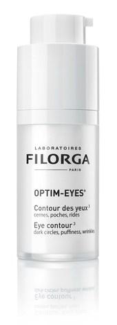Filorga Optim-Eyes Засіб для контуру очей від зморшок, мішків і темних кругів 15 мл 1 флакон