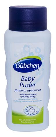 Bubchen Присипка дитяча 100 г 1 флакон
