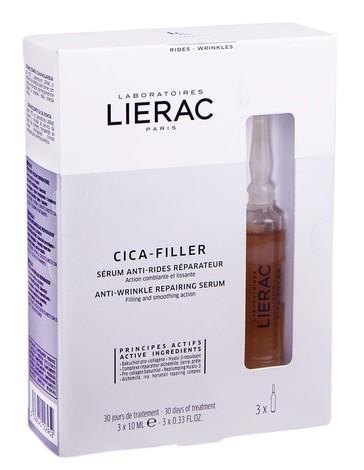 Lierac Cica-Filler Сироватка відновлююча проти зморшок 10 мл 3 ампули