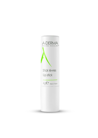 A-Derma Стік для губ 4 г 1 шт