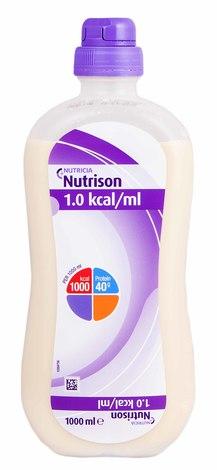Nutricia Нутрізон Ентеральне харчування від 3 років суміш рідка 1000 мл 1 флакон