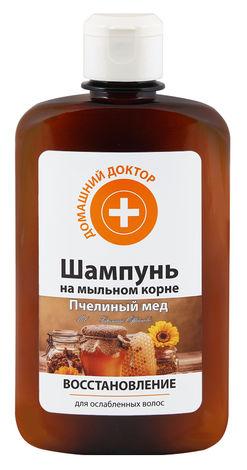 Домашній Доктор Шампунь Бджолиний мед Відновлення 300 мл 1 флакон