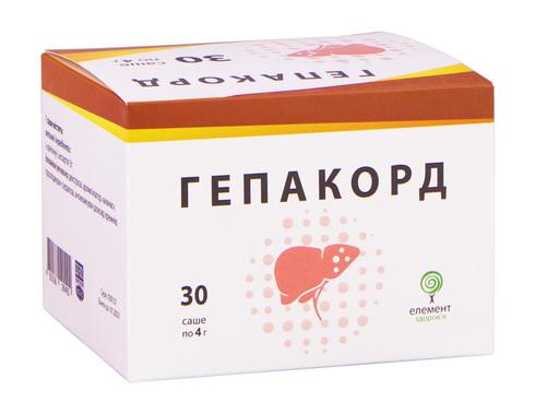 Гепакорд порошок для орального розчину 30 саше