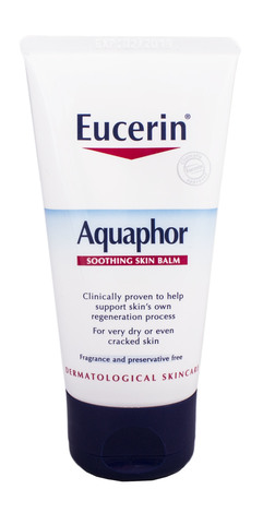 Eucerin Aquaphor Крем відновлює цілісність шкіри 40 мл 1 туба