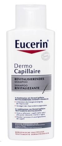 Eucerin DermoCapillaire Шампунь проти випадіння волосся 250 мл 1 флакон