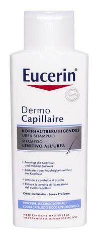 Eucerin DermoCapillaire Урея Шампунь заспокійливий для сухої подразненої шкіри голови 250 мл 1 флакон