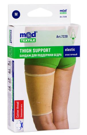 MedTextile 7220 Бандаж для підтримки стегна еластичний розмір M 1 шт