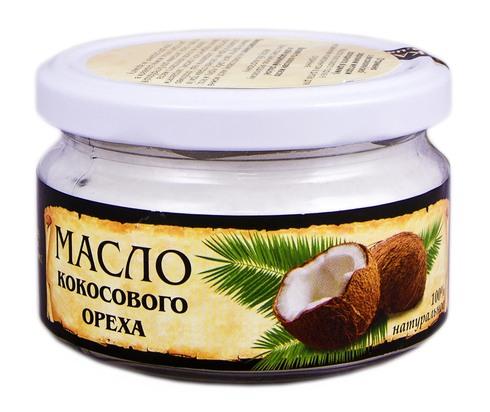 Ароматика Масло рослинне кокосового горіха нерафіноване 185 г 1 банка