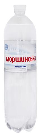 Моршинська Вода мінерально-столова негазована 1,5 л 1 пляшка