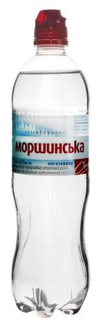 Моршинська Вода Спорт мінерально-столова негазована 0,75 л 1 пляшка