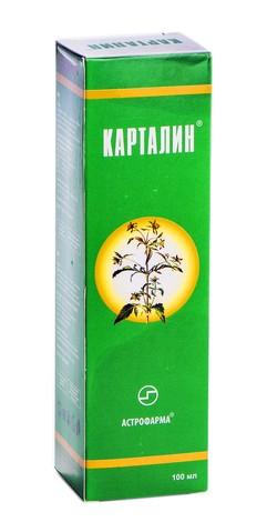 Карталін крем 100 мл 1 туба