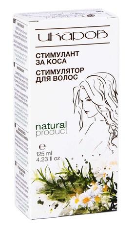 Ікаров Стимулятор для волосся  125 мл 1 флакон