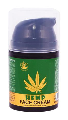 Arbor Vitae Hemp Крем для обличчя з екстрактом насіння коноплі 50 мл 1 флакон