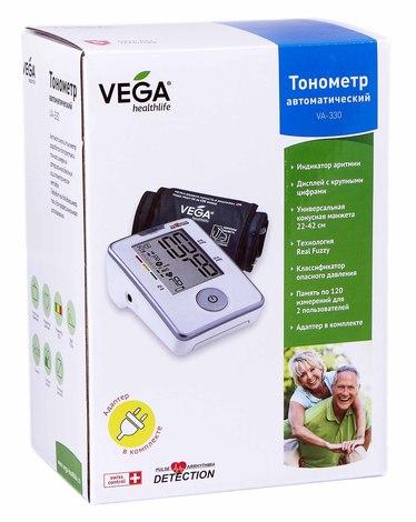 Vega VA-330 Тонометр автоматичний 1 шт