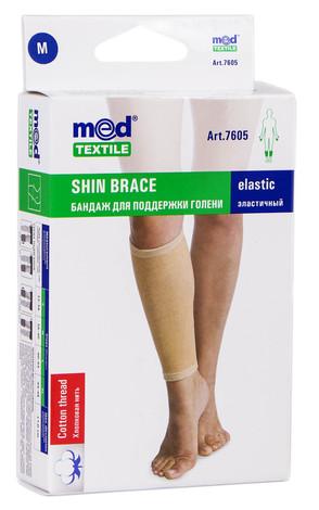 MedTextile 7605 Бандаж для підтримки гомілки еластичний розмір M 1 шт