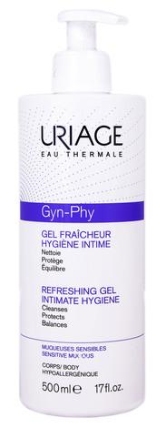 Uriage Гель для інтимної гігієни Жін-Фі 500 мл 1 флакон