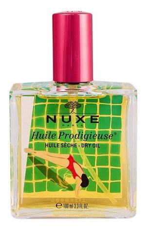 Nuxe Huile Prodigieuse Олія суха багатофункціональна для обличчя, тіла та волосся корал 100 мл 1 флакон